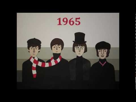 Her Majesty - A Beatles History (Stop Motion)