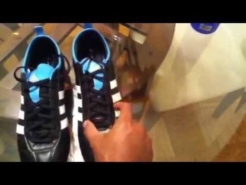 adidas adipure iv fg über youtube