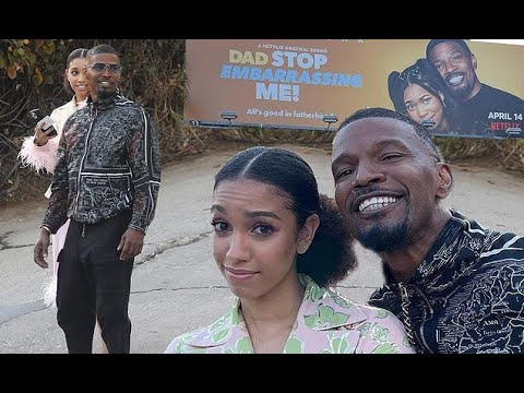Jamie Foxx's Daughter Corinne Is All Smiles as She Poses Make-up ...