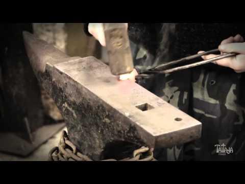Forging a Mjölnir pendant