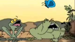 Chakma funny frog - lol