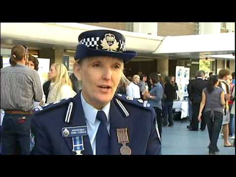 A Real Police Academy on Show in Queensland