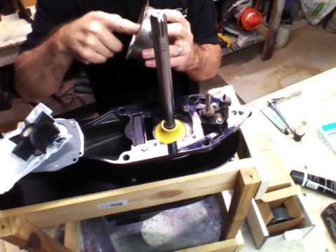 Alpha One Gen 2 Impeller Repair