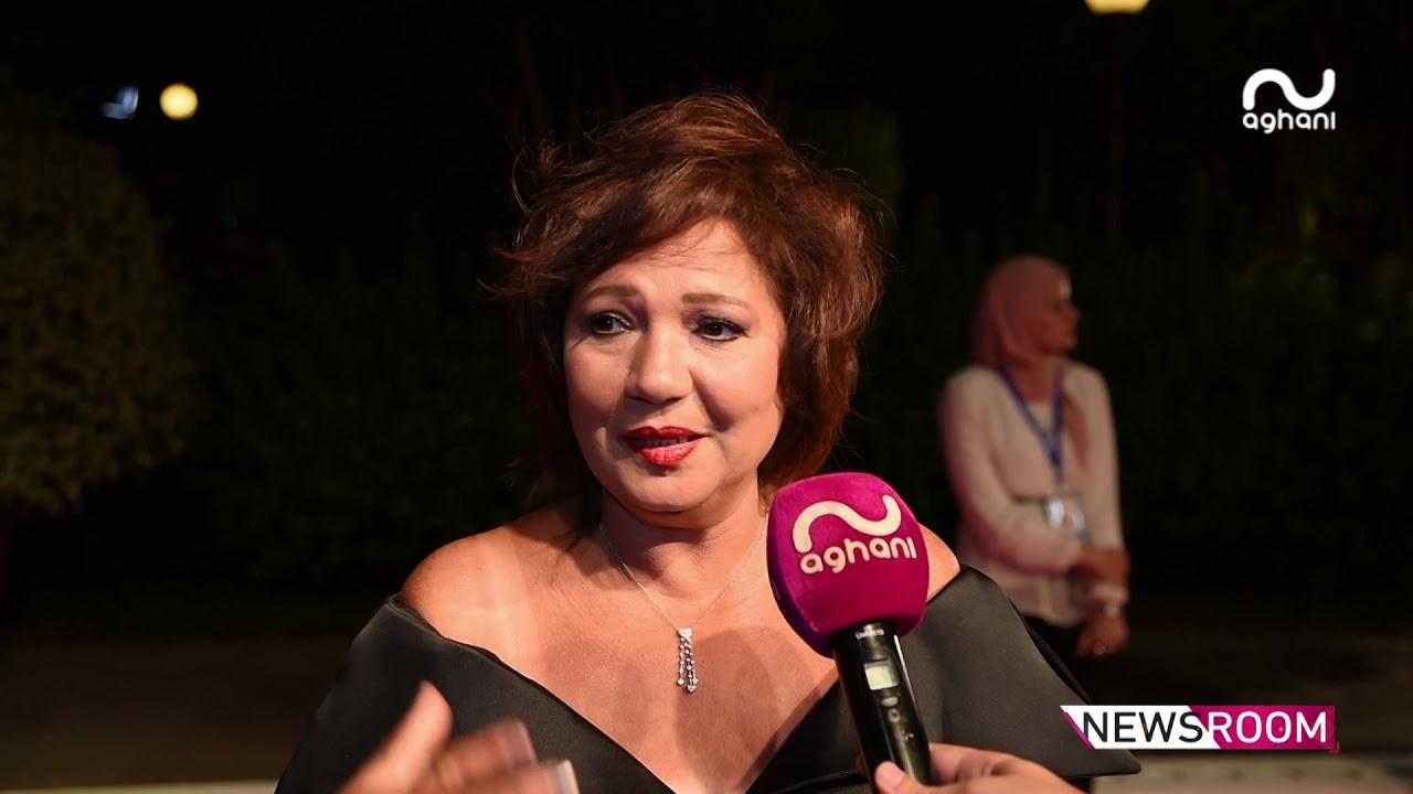 سوسن بدر:صحة مصر من صحة المرأة المصرية.توفيق عبد الحميد: الجمهور سرّ دموعي في احتفالية المسرح القومي