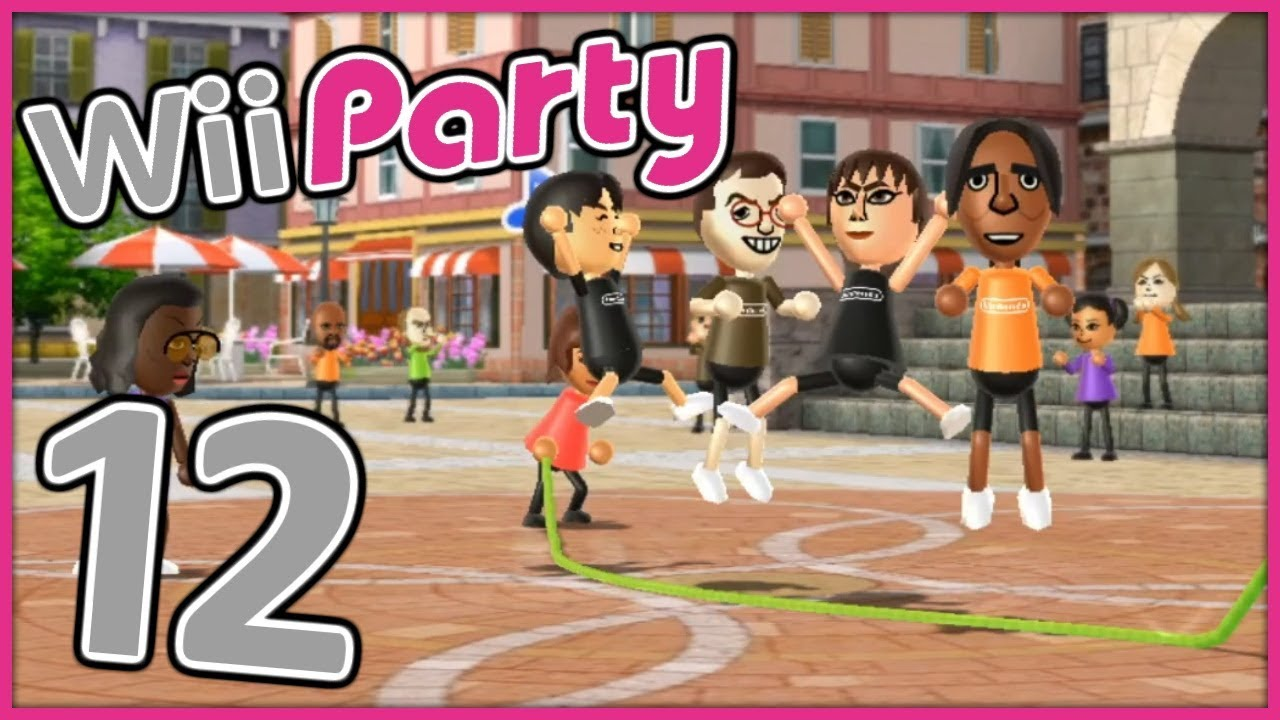 Minispiele Party