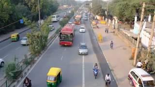 Traffic Vehicles Passing on Road ( Fujifilm X-T3 Camera ) - 4k Free Video