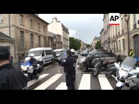 Belgium - Deadly attack on Jewish museum