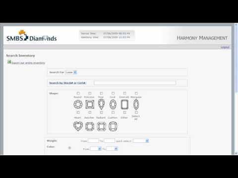 Harmony mailing module