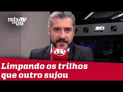 #BrunoGarschagen: Um governo limpando os trilhos que outro parlamento sujou