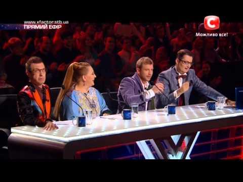Видео, Х-фактор-5 Дмитрий Бабак - Обсуждения судей1 Седьмой прямой эфир20.12.2014
