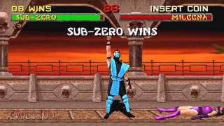 Mortal Kombat II (Arcade) Sub-Zero (60FPS) thumbnail