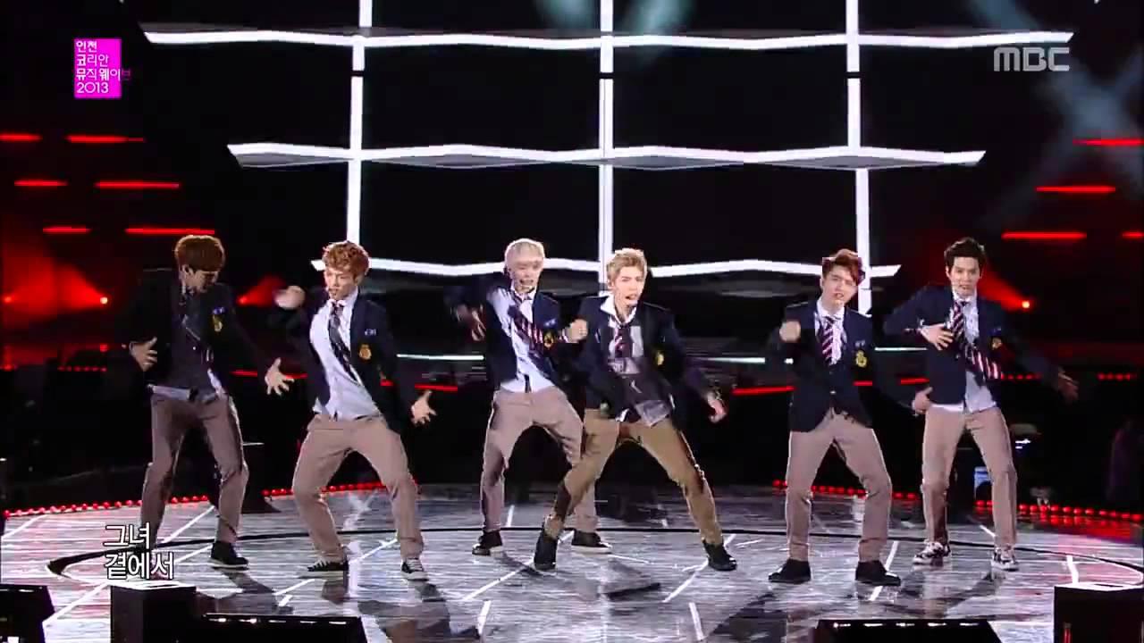 Download 130919 EXO - Growl Live, MBC Incheon Korean Music Wave 2013 [HD]