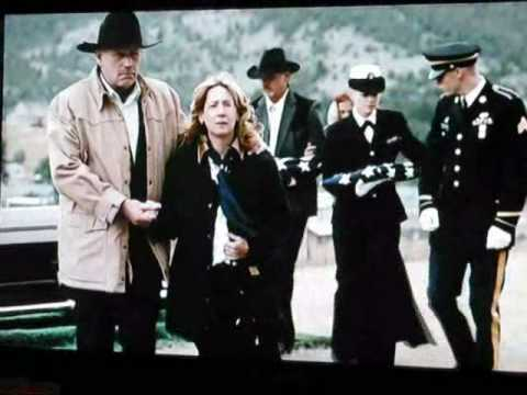 I was in the movie TAKING CHANCE - YouTube