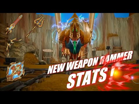 Order & Chaos - NEW WB WEAPON STATS