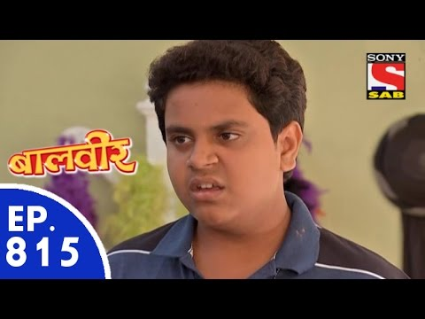Baal Veer - बालवीर - Episode 815 - 29th September, 2015