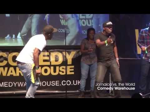 Feature: Jamaica V World Comedy Night