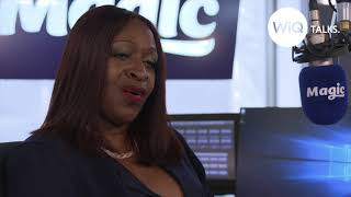 WiQ: Angie Greaves - Broadcaster, Magic FM
