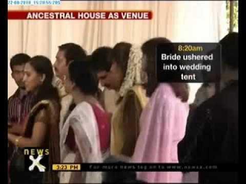 Shashi Tharoor, Sunanda Pushkar get married