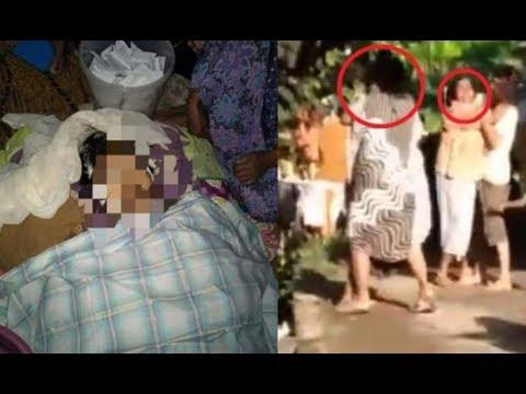 Viral !!! Heboh Video Ibu Ibu Berkelahi Satu Tewas