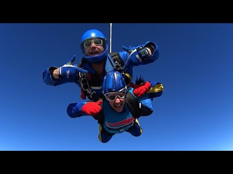 """AWESOME FEELING"" - Skydive for Epilepsy Action"