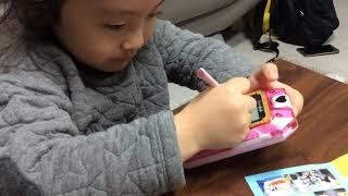 (나라)시크릿쥬쥬 핸드폰장난감 가지고놀기