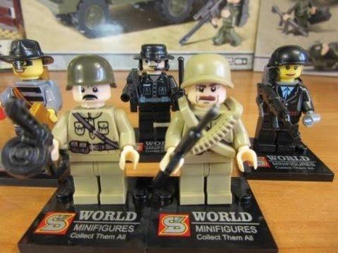 картинки лего солдаты