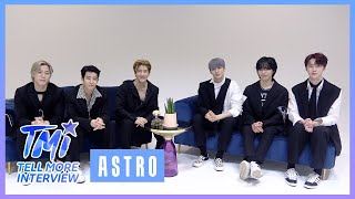 ASTRO's TMI (Tell More Interview) With Soompi