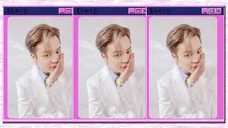[BE-Log] Jimin l #소복의_찰나 #BTS_Telepathy