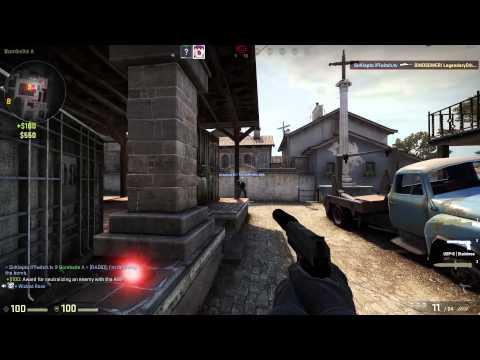 how to set bomb in cs go
