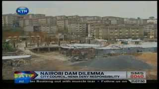 Nairobi dam now a health hazard