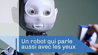 Dans la tête de Nina le robot | Reportage CNRS