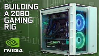 GeForce Garage - Our $2k RTX 2080 Gaming PC