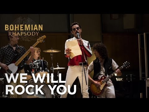 Bohemian Rhapsody | We will rock you! Clip HD | 20th Century Fox 2018