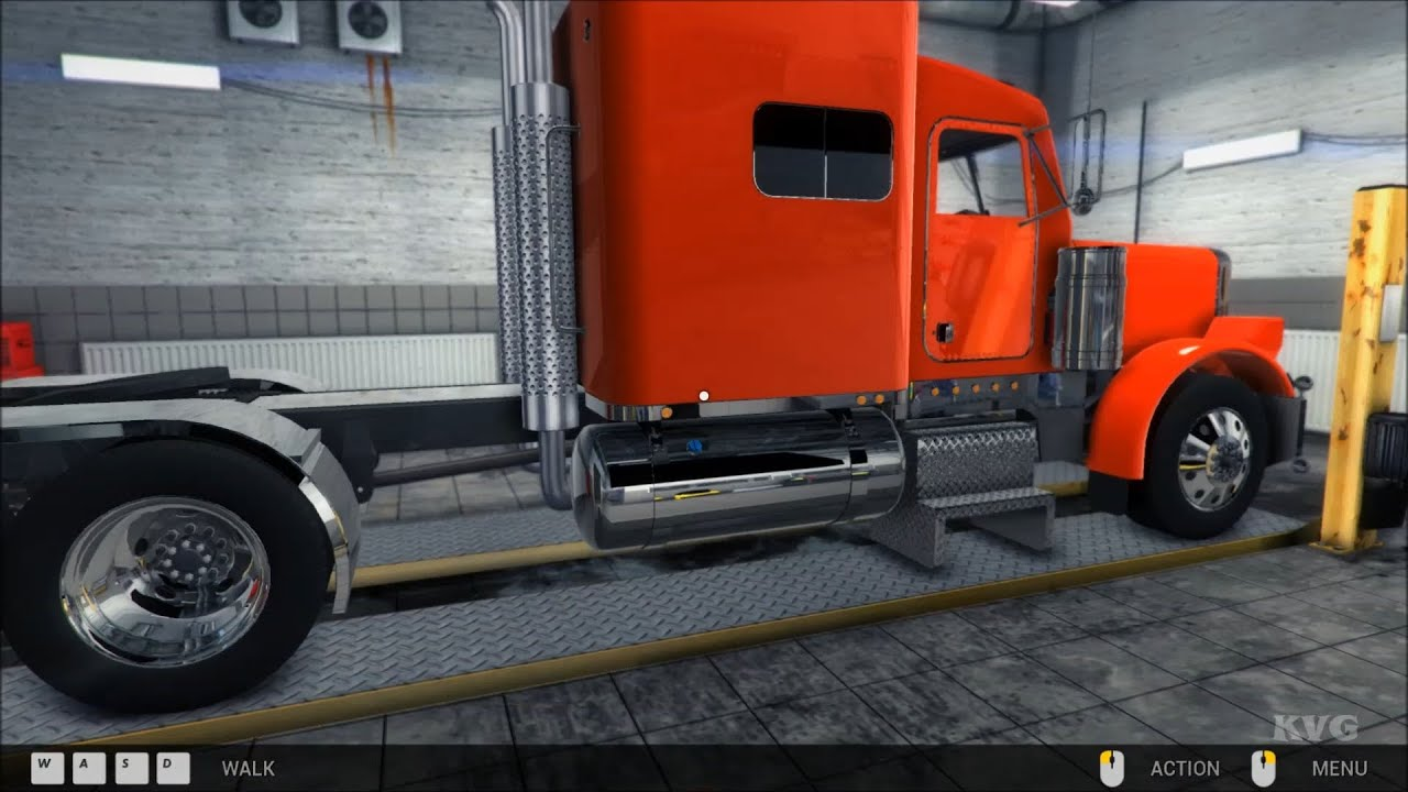 Truck Mechanic Simulator 2015 Screenshots