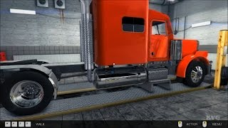 Truck Mechanic Simulator 2015 Gameplay (PC HD) [1080p]