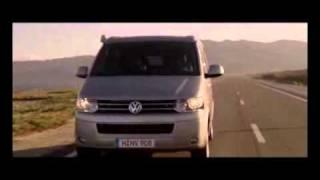Volkswagen California - авто для отдыха