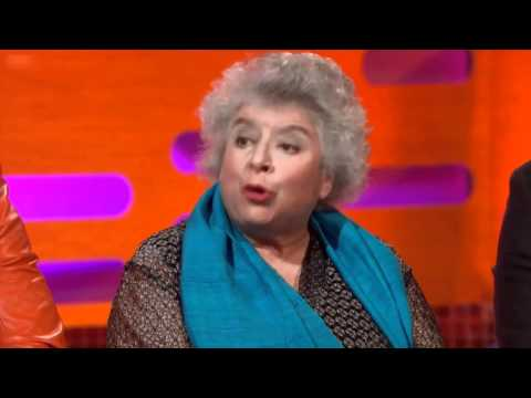 The Graham Norton Show S11E11 - Miriam Margolyes The Word