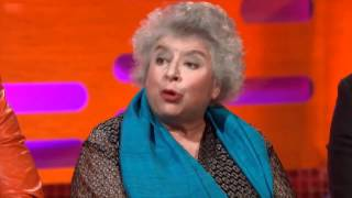 The Graham Norton Show S11E11 - Miriam Margolyes The Word