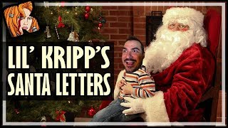 LIL' KRIPP'S SANTA LETTERS!