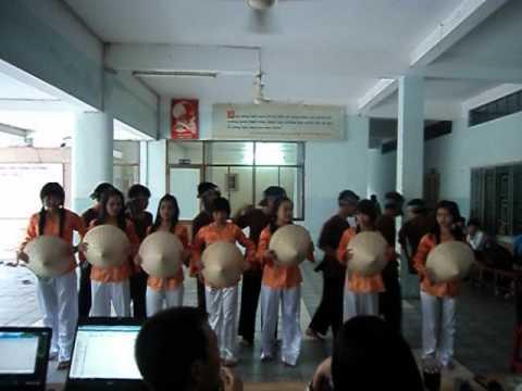 múa Hồn quê 10a2 hồng đức 2011