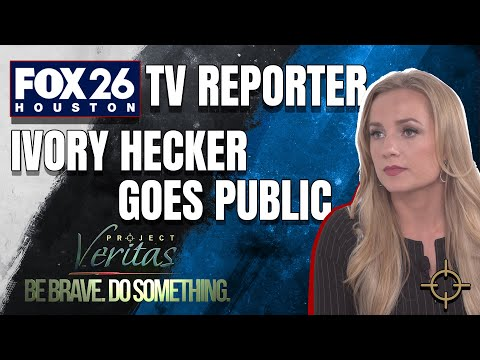 Fox 26 Reporter Ivory Hecker Releases Tape of Bosses; Sounds Alarm on 'Corruption' & &
