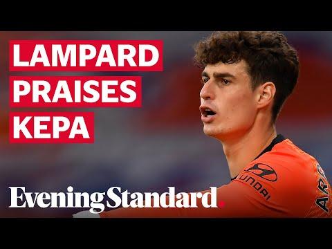 Frank Lampard Praises Kepa Arrizabalaga As Chelsea Beat Crystal Palace