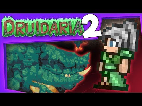Terraria Season 2 #104 - The Leviathan Won't Leave Us Alone