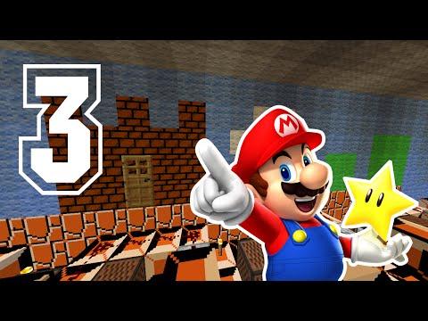 """MineCraft - Карта """"Super Mario Bros"""" #3"""