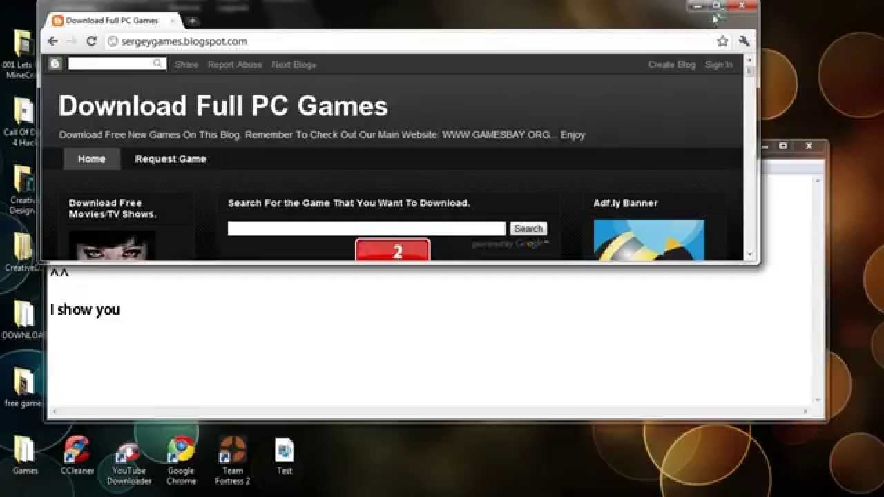 full pc games direct download free