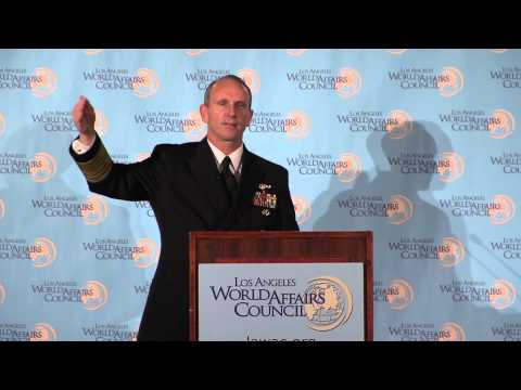 Admiral Jonathan Greenert, Chief of Naval Operations