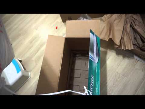 Honeywell Germ Free Cool Mist Humidifier, HCM-350 UNBOXING