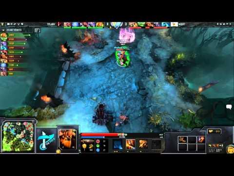 ASUS Clash of Titans #2 - ThePrime Arvore vs West Jakarta - Game 2