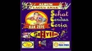 Nelayan - Album  Lagu Anak Indonesia - SEHAT CERDAS CERIA  - Kak Zepe.wmv