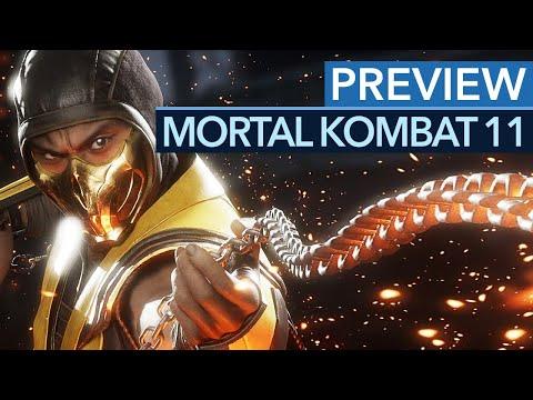 Was macht Mortal Kombat 11 neu und anders? - Gameplay-Preview & Fazit